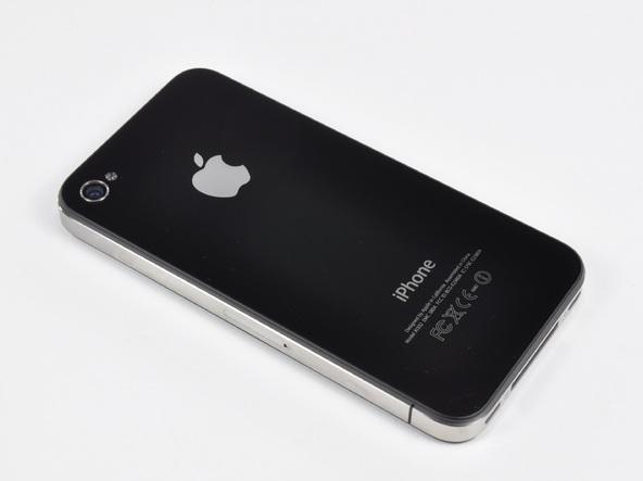 Apple iPhone 4 back