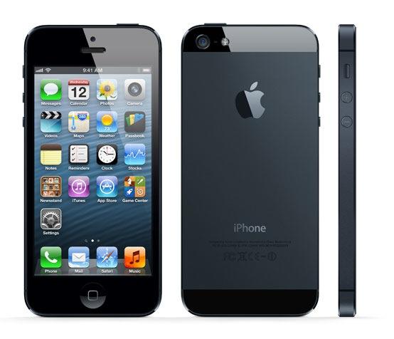 Apple iPhone 5 black