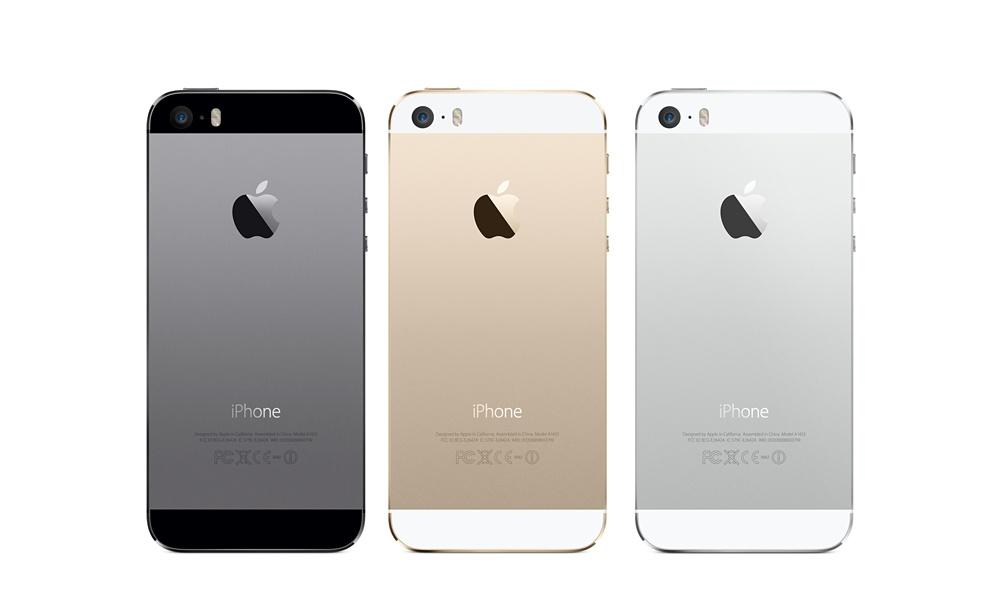 Apple iPhone 5s back