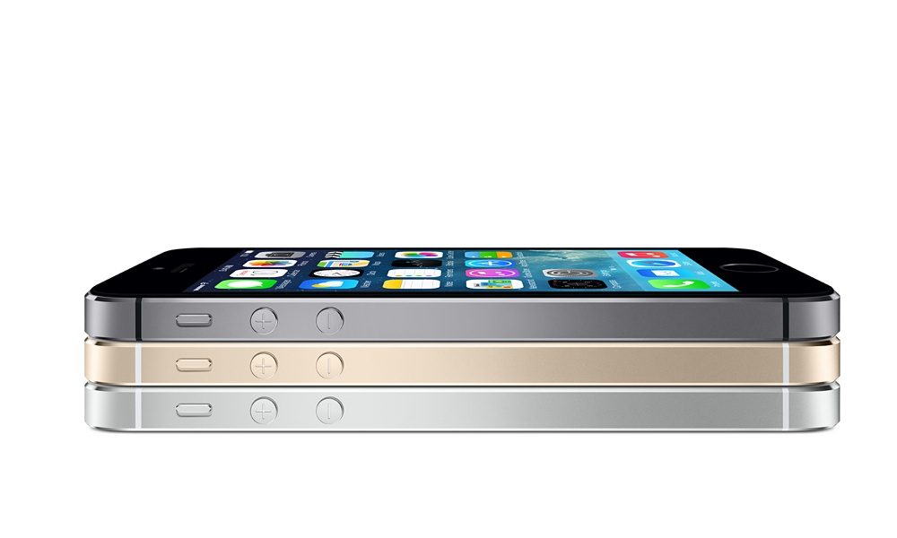 Apple iPhone 5s side