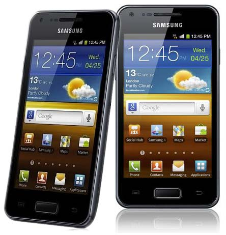 Samsung I9070 Galaxy S Advance mobile