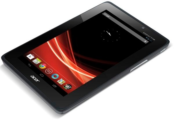 Acer Iconia Tab A110 black