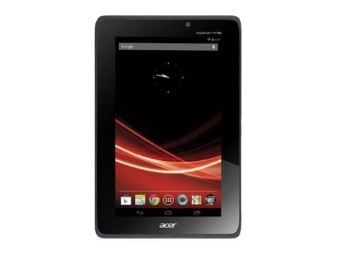 Acer Iconia Tab A110 photo
