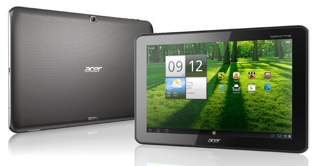 Acer Iconia Tab A700 price