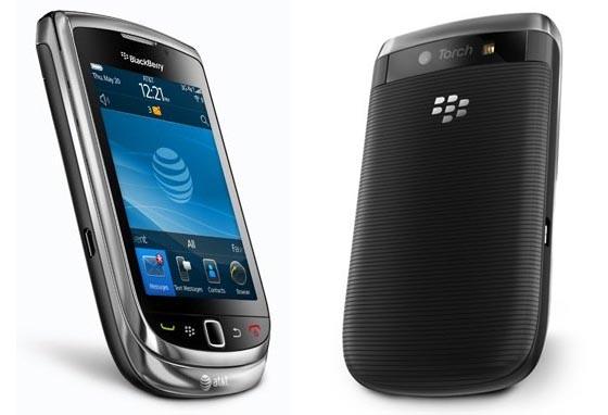 BlackBerry Torch 9800 price