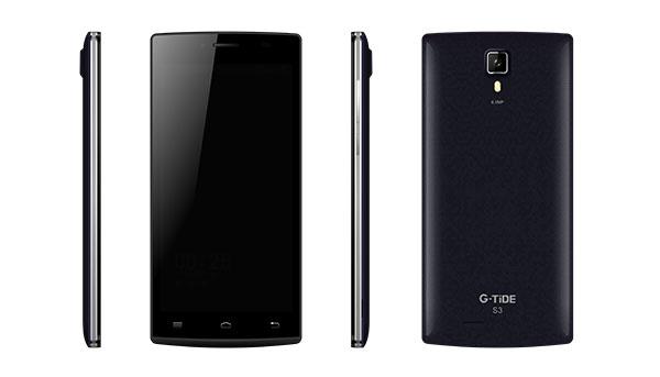 G-Tide S3 black