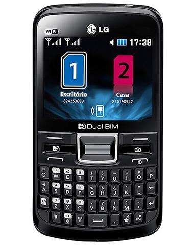 سعر ومواصفات هاتف Lg C199 بشريحتين