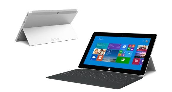 سعر ومواصفات تابلت Microsoft Surface 2