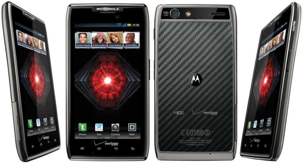Motorola RAZR MAXX photo