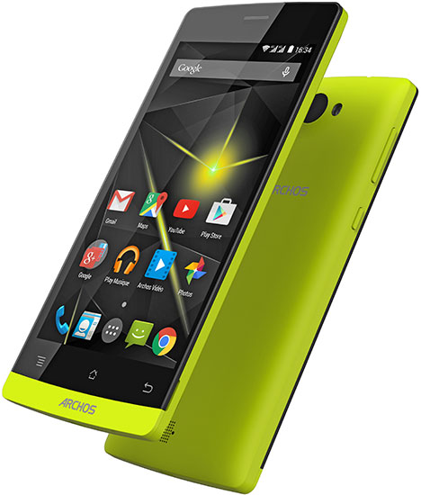 Archos 50 Diamond spec