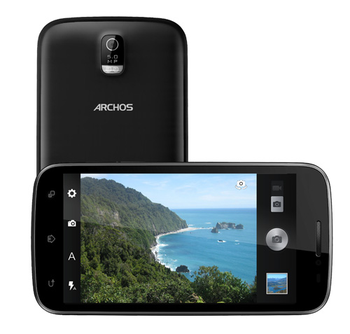 Archos 50 Titanium photo