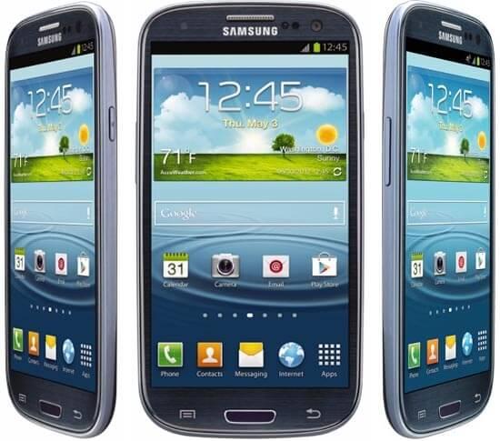 Samsung Galaxy S III I747 photo