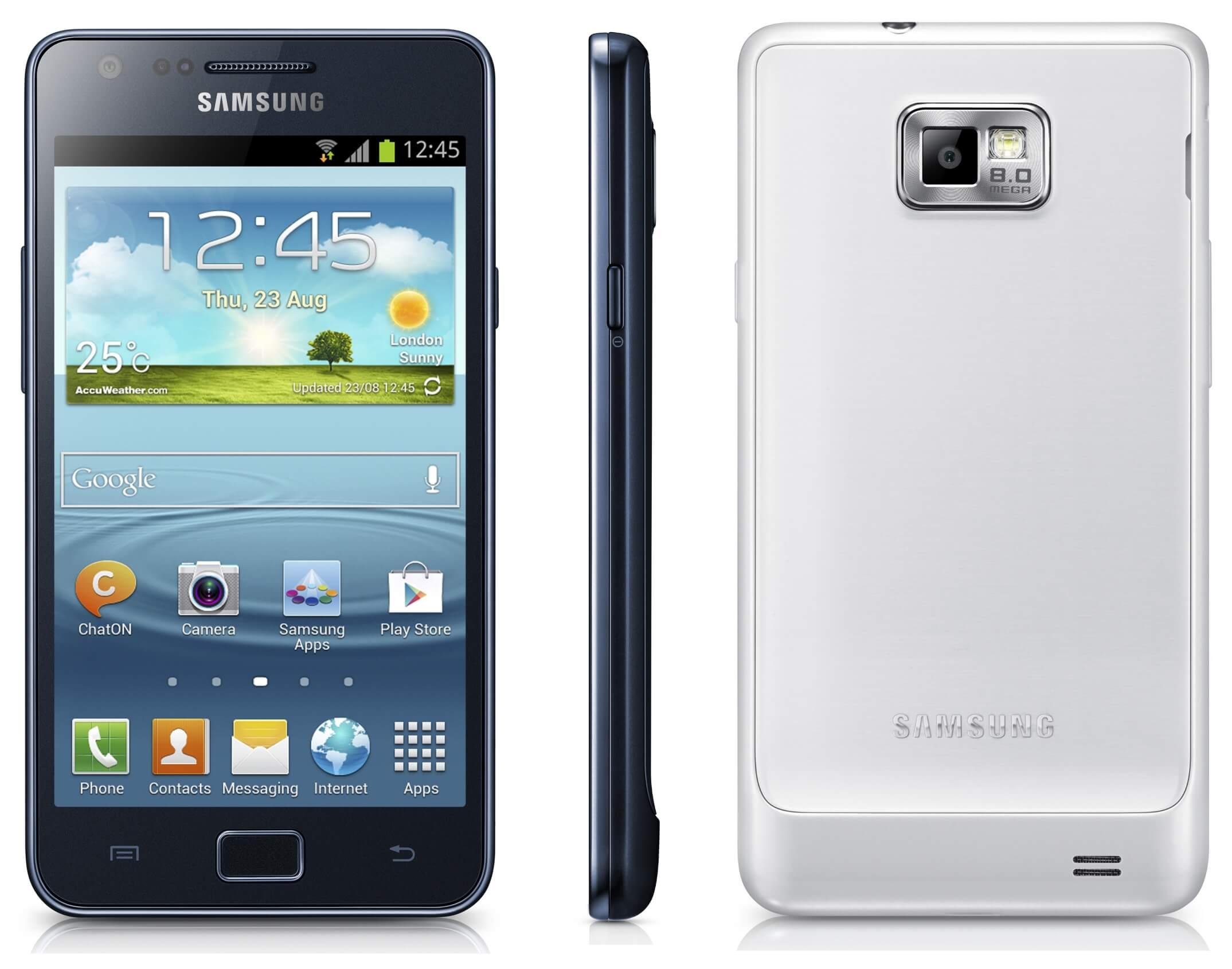 New cell phone battery for samsung ativ s gt i8750 i8750 omnia odyssey - Samsung I9105 Galaxy S Ii Plus Photo Jpg