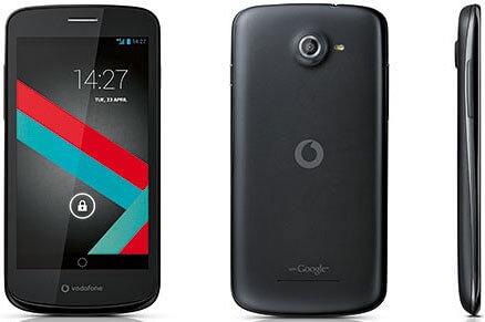 Vodafone Smart 4G price