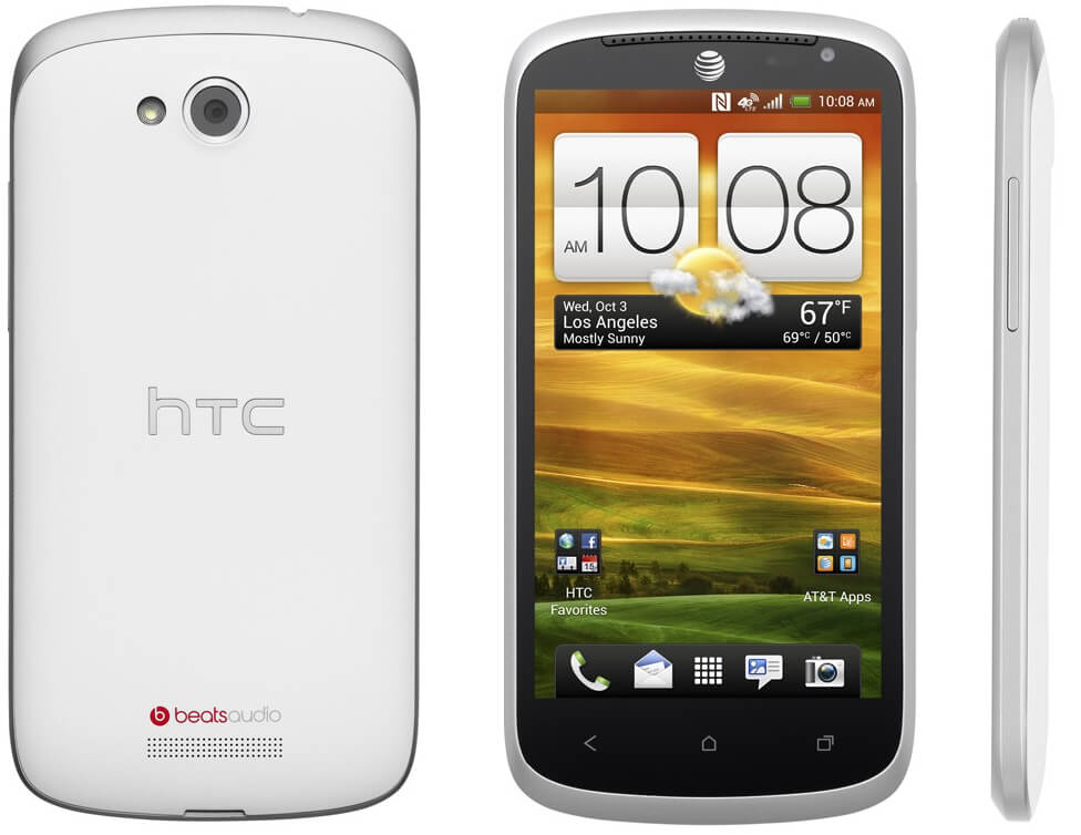 HTC One VX mobile price