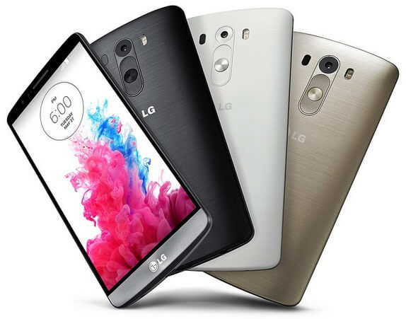 LG G3 LTE-A صور موبايل