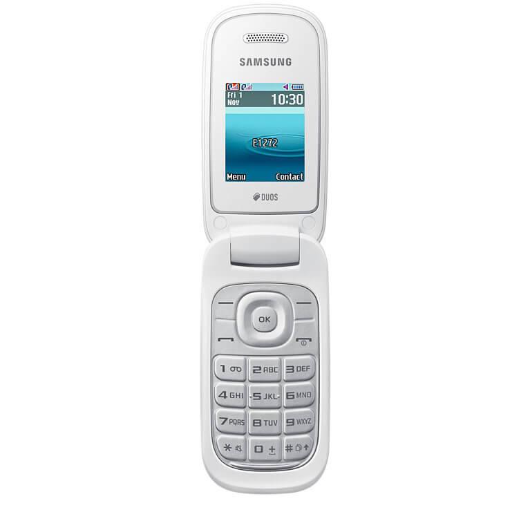Samsung E1272 mobile price