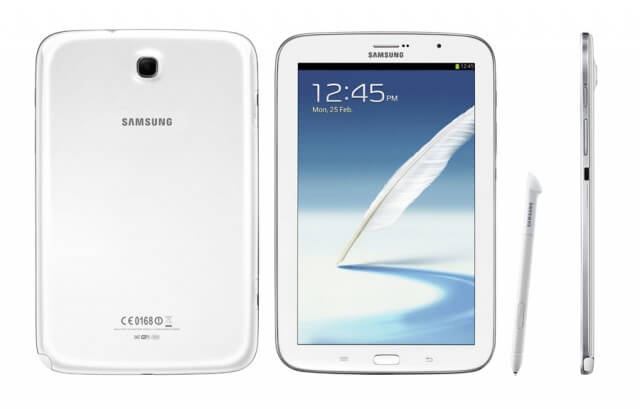 Samsung Galaxy Note 8.0 photo