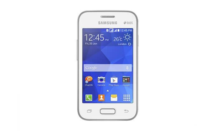 Samsung Galaxy Star 2 mobile photo