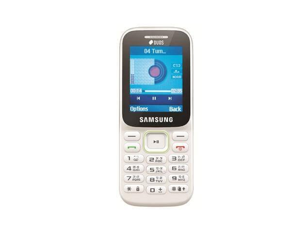 Samsung Guru Music 2 mobile price
