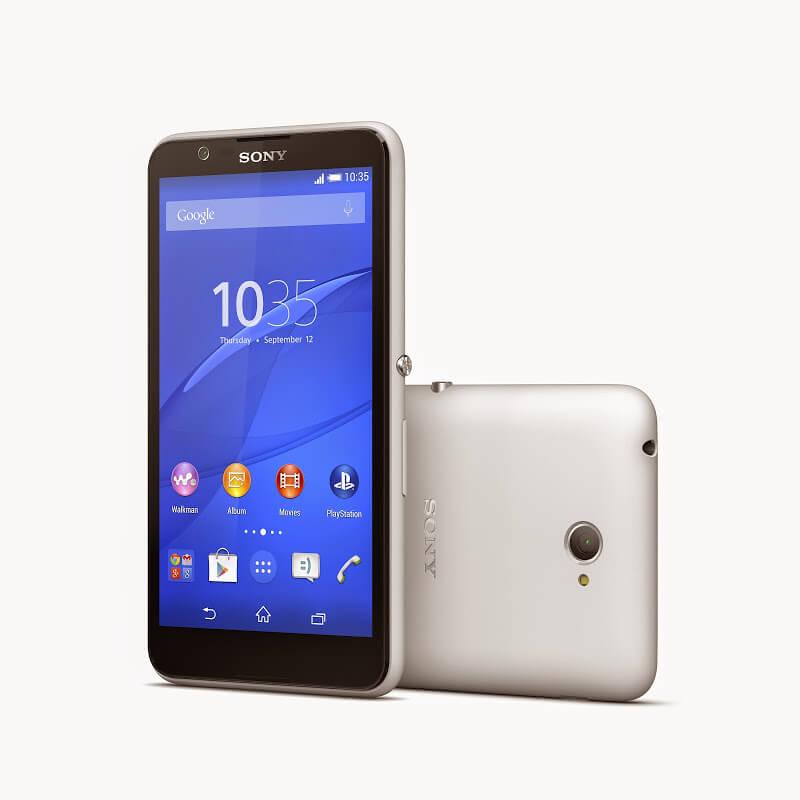 سعر ومواصفات Sony Xperia E4 Dual 1