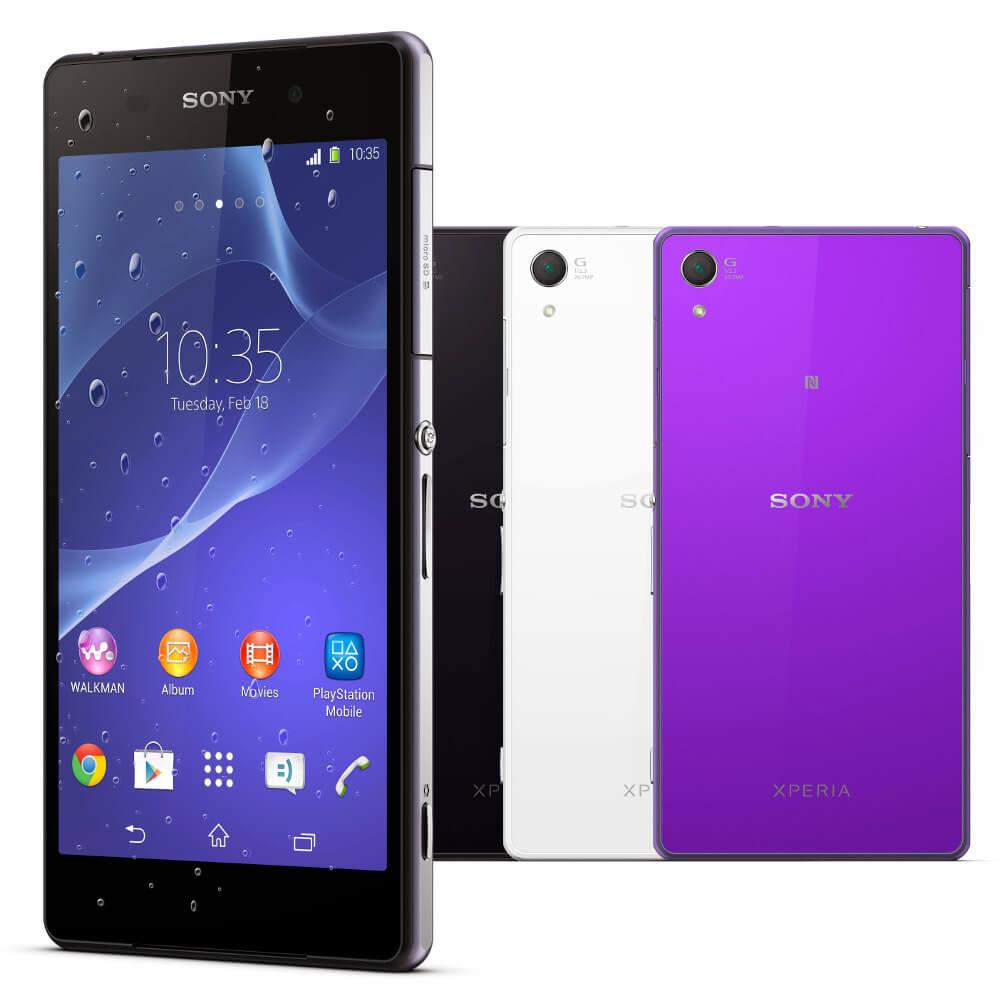Sony Xperia Z2 mobile price