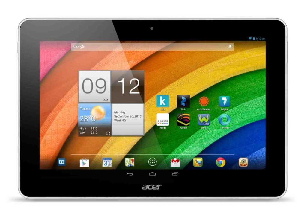 Acer Iconia Tab A3 photo