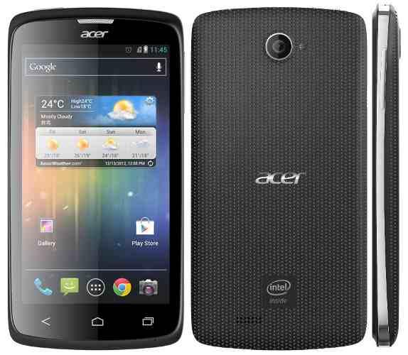 Acer Liquid C1 mobile photo