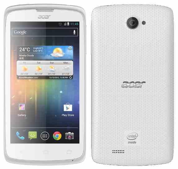 Acer Liquid C1 mobile price