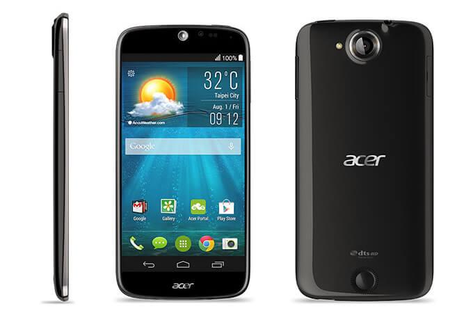 Acer Liquid Jade mobile photo