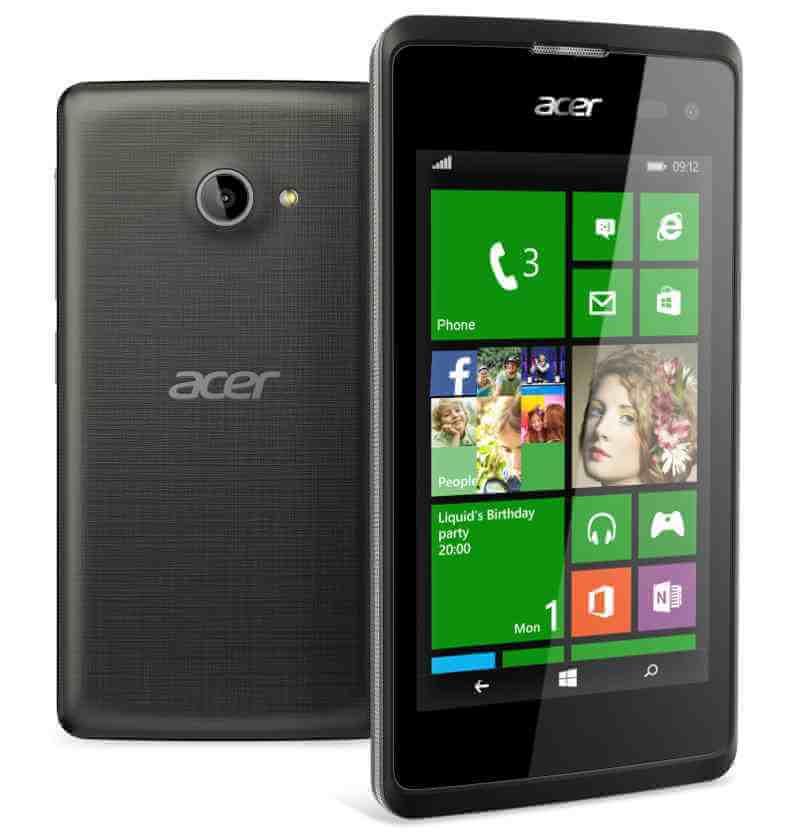 Acer Liquid M220 mobile photo