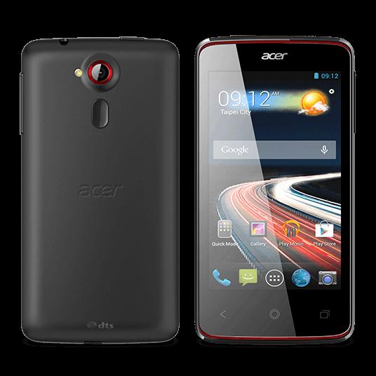 Acer Liquid Z4 mobile photo