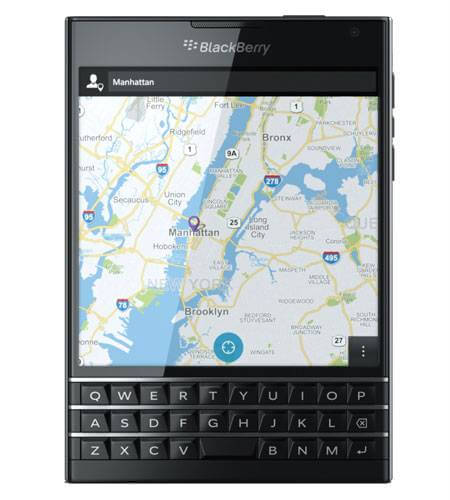 BlackBerry Passport mobile price