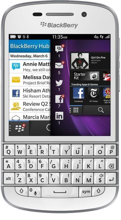 BlackBerry Q10 price