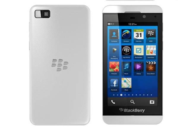 BlackBerry Z10 mobile price