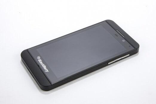 BlackBerry Z10 photo
