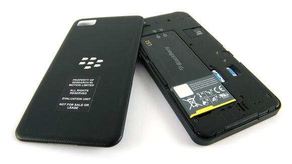 BlackBerry Z10 price