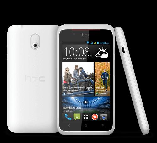 HTC Desire 210 dual sim mobile photo