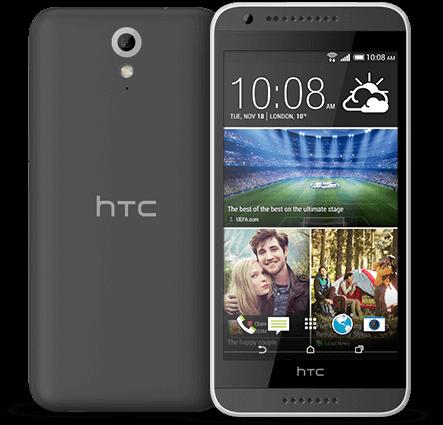 HTC Desire 620G dual sim mobile photo