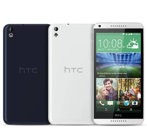HTC Desire 816G dual sim mobile colors