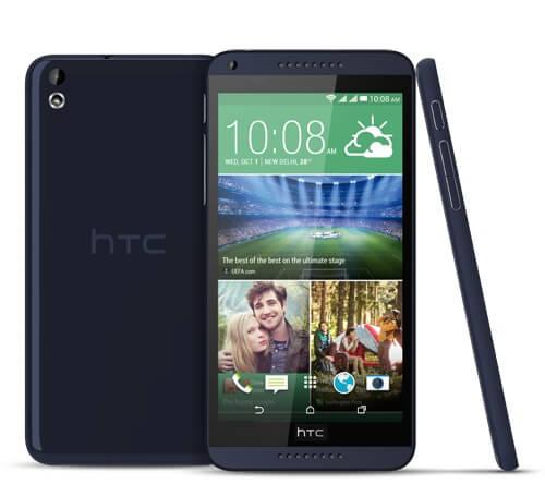 HTC Desire 816G dual sim mobile photo