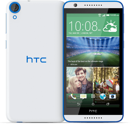 HTC Desire 820 dual sim mobile photo