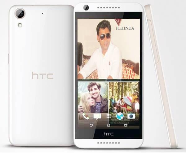 HTC Desire 820G+ dual sim mobile photo