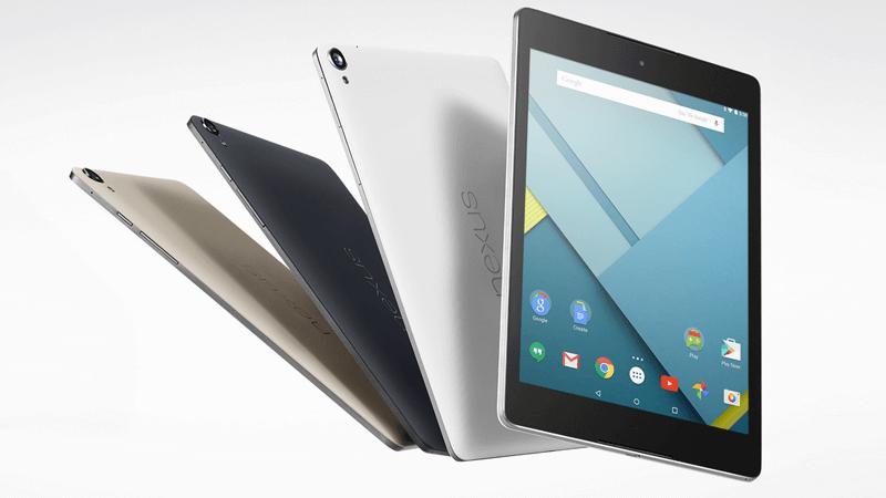 HTC Nexus 9 tablet price