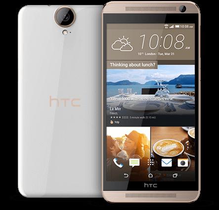 HTC One E9 Plus photo