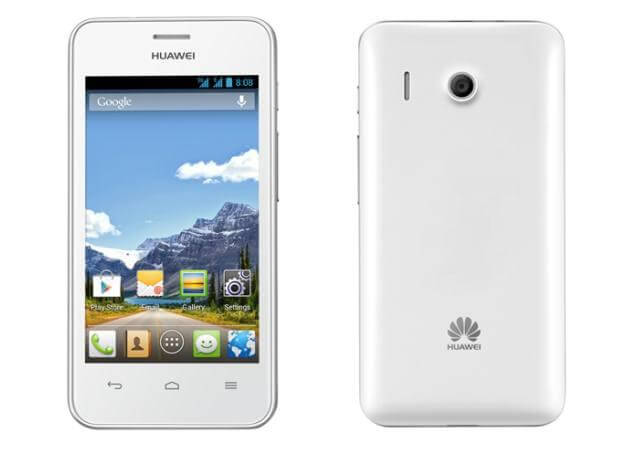 Huawei Ascend Y320 mobile photo