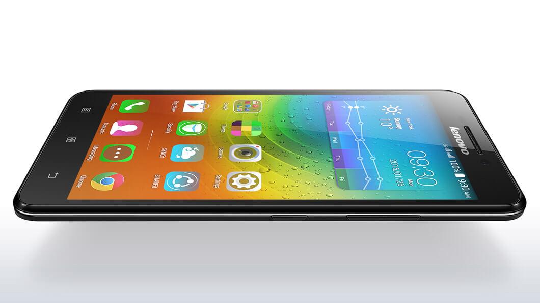 Lenovo A5000 mobile photo