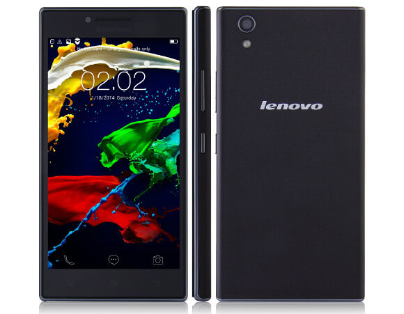 Lenovo P70 mobile photo