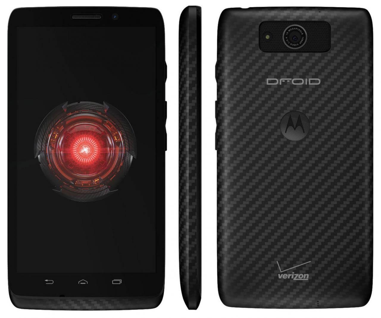 Motorola DROID Maxx mobile photo