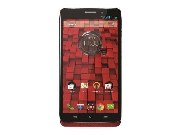 Motorola DROID Ultra mobile photo